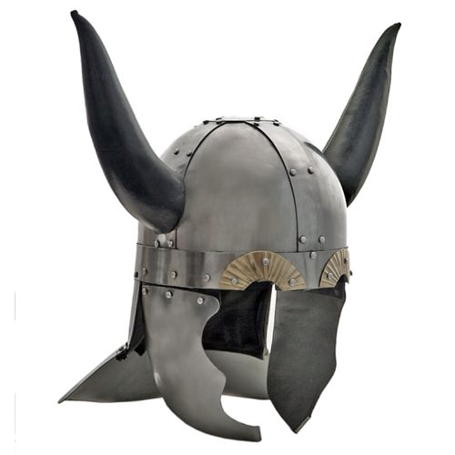 Viking Helmet no Horns Viking Horned Helmet