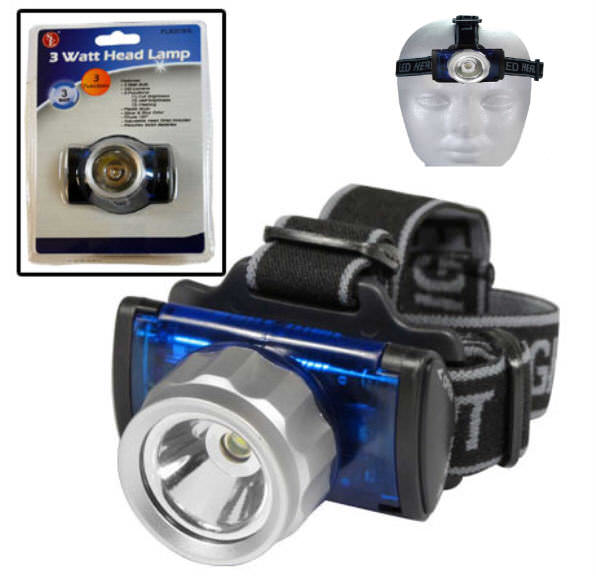 3 WATT Head Lamp FL8303HL