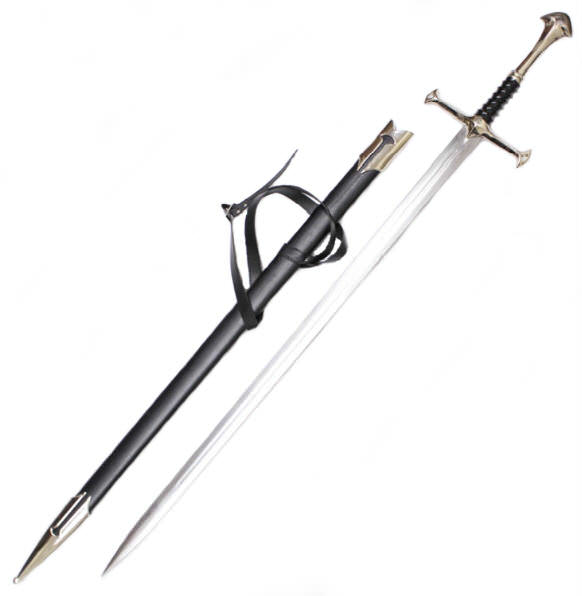 40 in Fantasy Sword & Scabbard K4038B