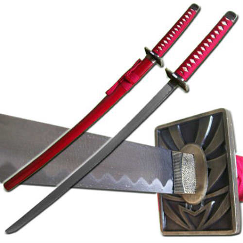 40in Bleach Renji Abarai Sword EM591BG