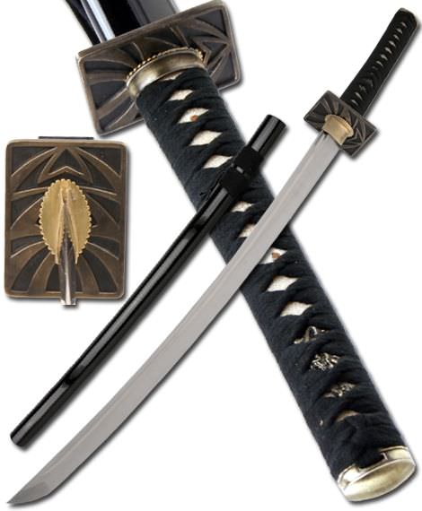 40in Bleach Renji Abarai Sword EM591BK