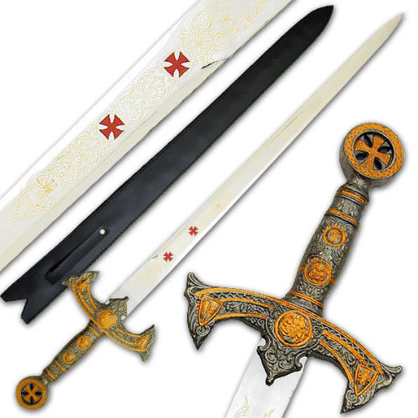 43in Royal Celtic Sword & Sheath EW580