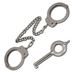 Chain Link Stainless Steel Handcuff
