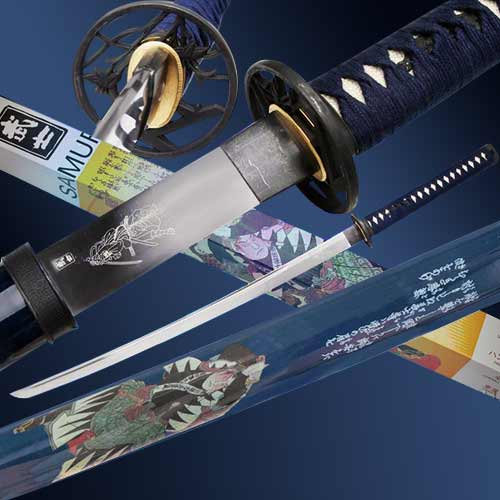 Collector Edtion Samurai Katana