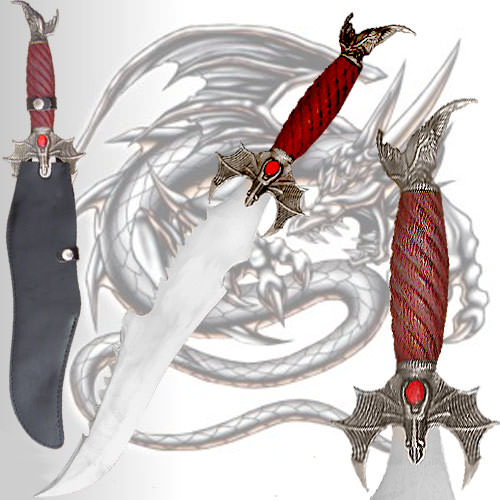 Flying Dragon Dagger