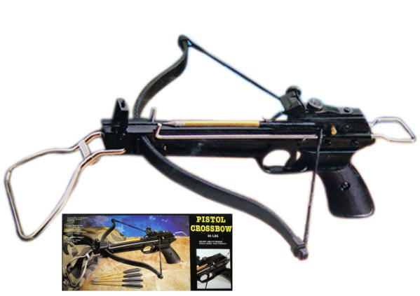 80 Pound Crossbow Pistol 80BL