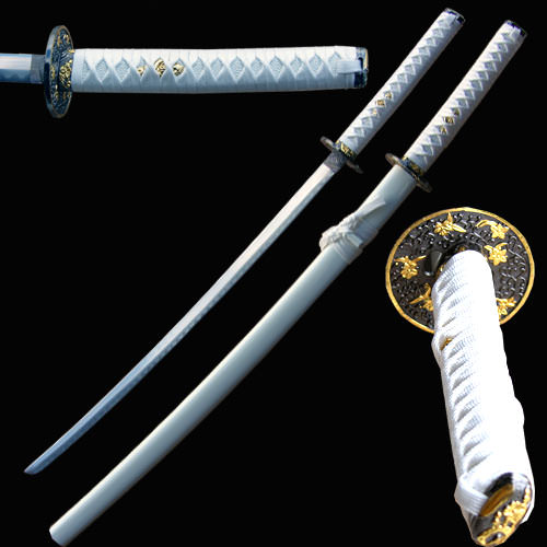 Whit Monk Warrior Samurai Sword 36&quot;
