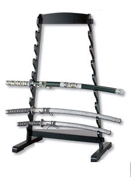 8 Place Floor Sword Rack WS-8T
