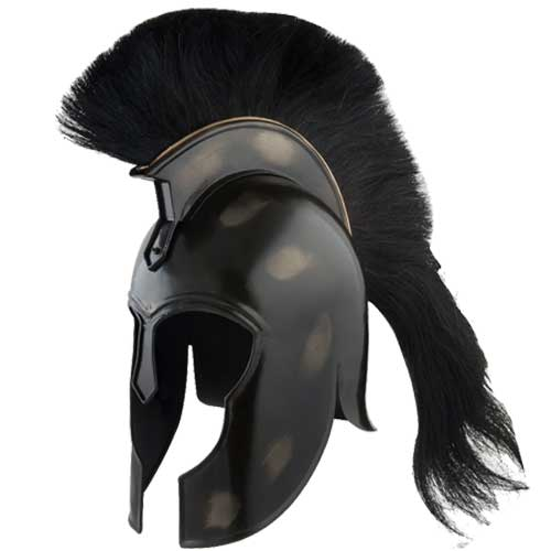 Trojan Helm Helmet of Troy