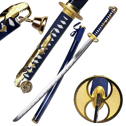 Getsuruitou Sword of Moon Tears - Anime Replica