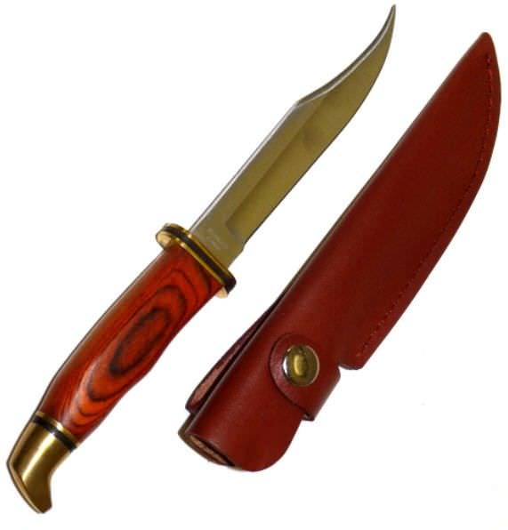 9in Hunting / Skinning Knife HK1022-9