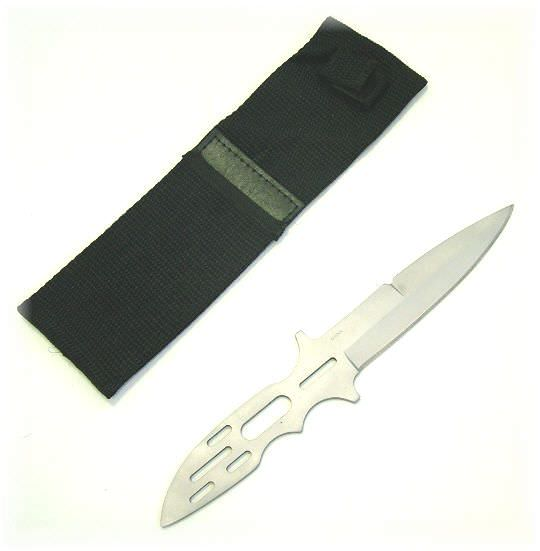 9in Stainless Throwing Knife TK03690