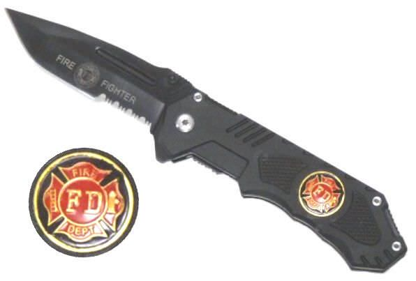 AO Fire Fighter Knife R65