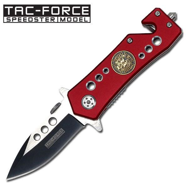 AO Firefighter Rescue Knife YC555FD