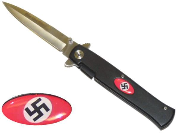 AO German Nazi Stiletto N96BS