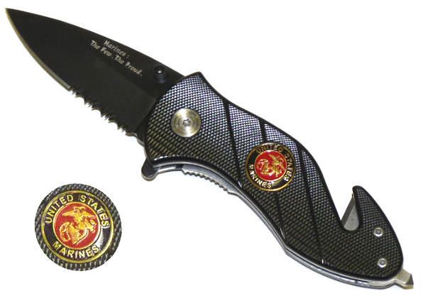 AO Marines Rescue Knife Z33