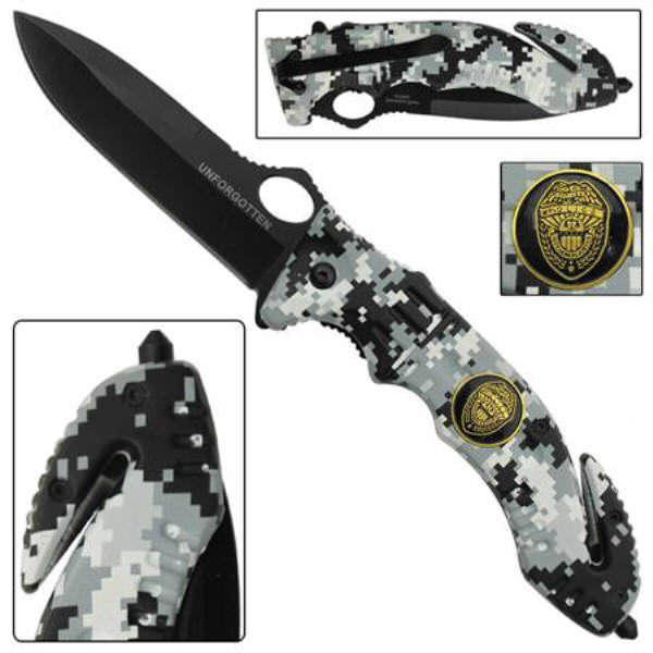 AO Police Rescue Knife WG922