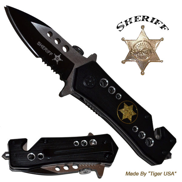 AO SHERIFF Rescue Knife K105
