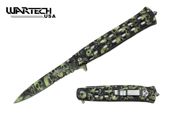 AO ZOMBIE HUNTER Rescue Knife YCS10119SGN