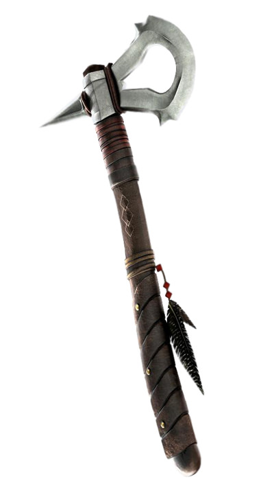Assassin's Creed Connor Tomahawk