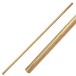Martial Arts Hardwood Bo Staff 47""