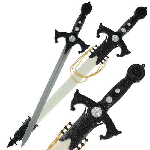 Knights Templar Holy Sword of Peace 22&quot;