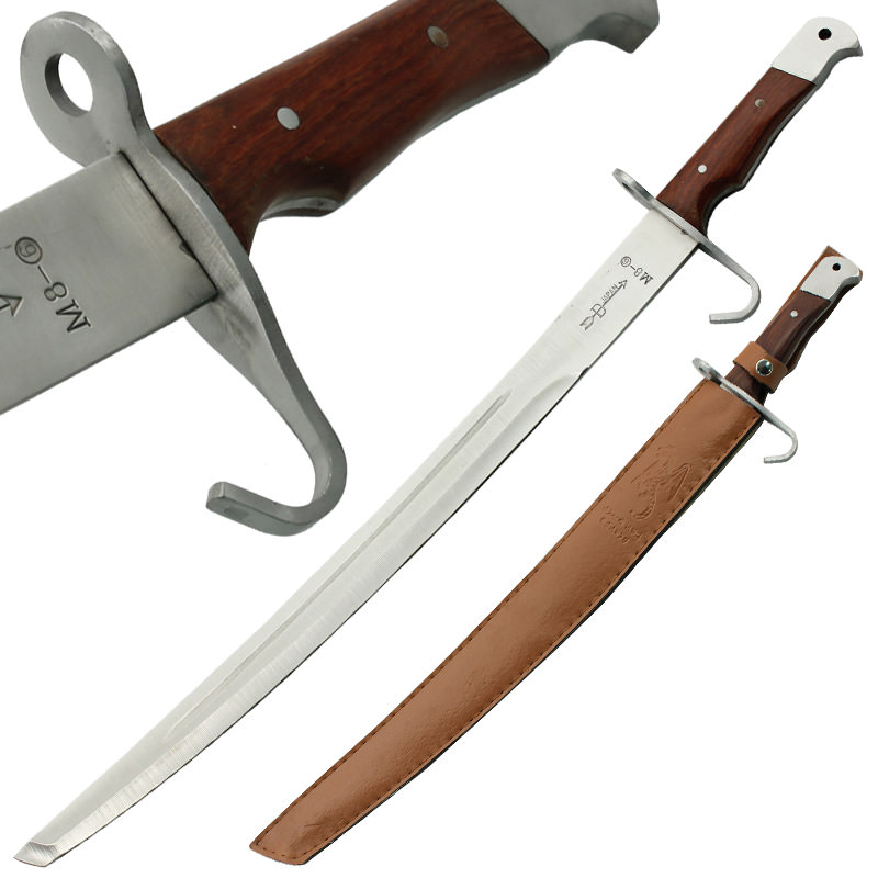 Arisaka Type 30 Full Tang Bayonet Sword