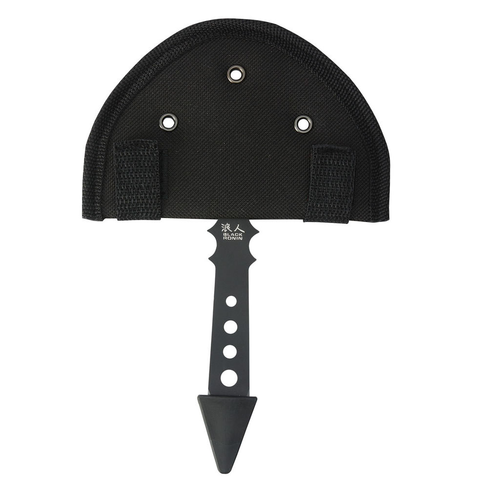 Black Ronin Gothic Throwing Axe