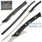 Black Widow Assassin Sword