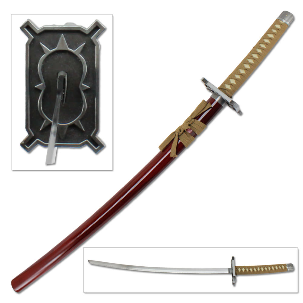 Bleach Anime Coyote Stark Sword