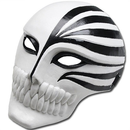 Bleach Anime Hollow Spirit Face Mask