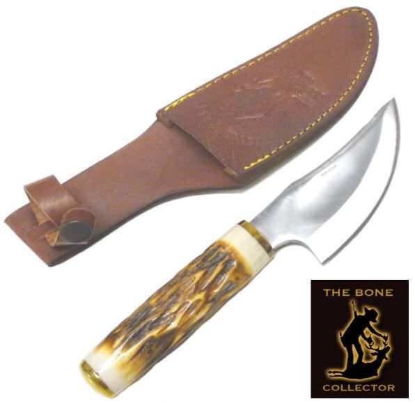 Bone Collector Bone Handle Hunting Knife BC787