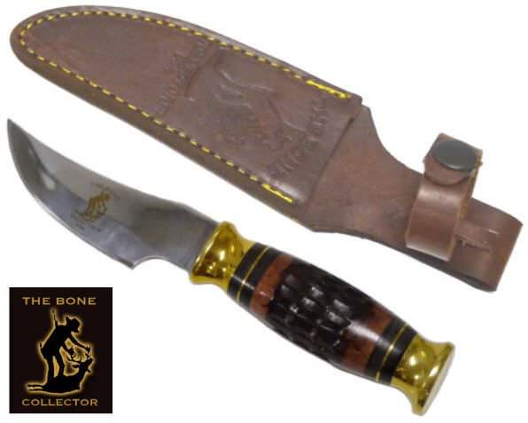 Bone Collector Bone Handle Hunting Knife BC792