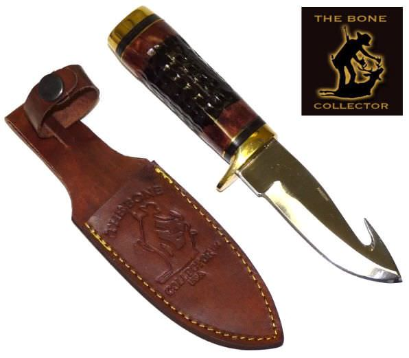 Bone Collector Bone Handle Hunting knife BC795