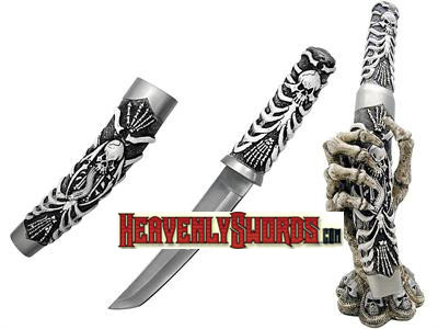 Grip Of Death Fantasy Dagger 12""