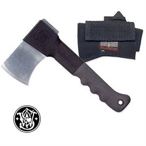 Smith &amp; Wesson Bullseye Paul Bunyan Hatchet 8 3/4&quot;