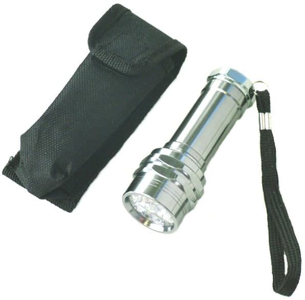 17 Bulb Led Flashlight FL317T