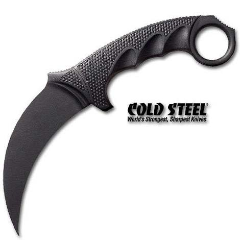Cold Steel FGX Karambit Knife
