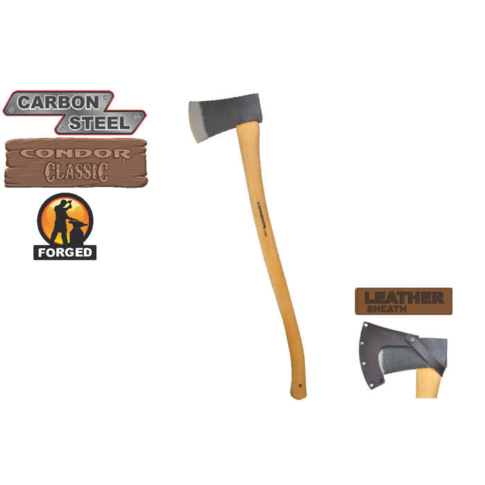 Condor Michigan Pattern Axe 34""