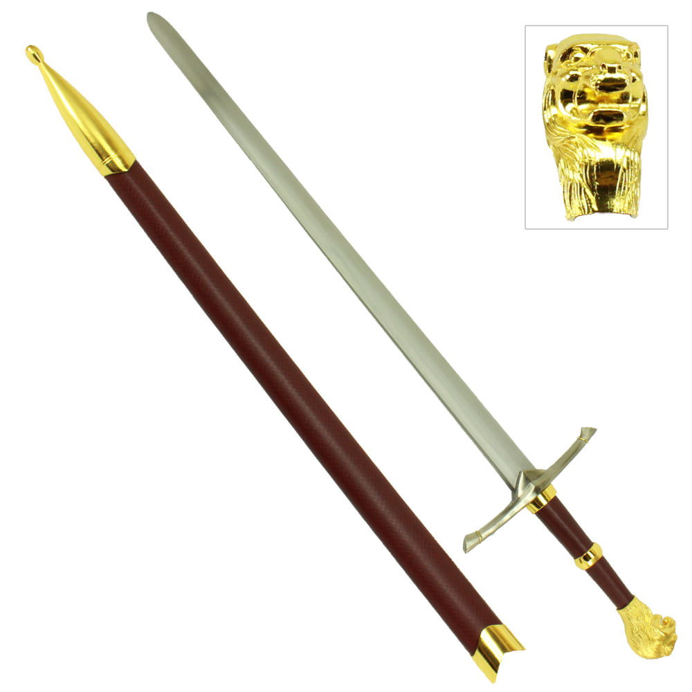 Chronicles of Narnia Peter's Sword with Scabbard