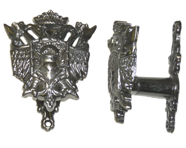 Coat of Arms Sword Wall Hanger SH14