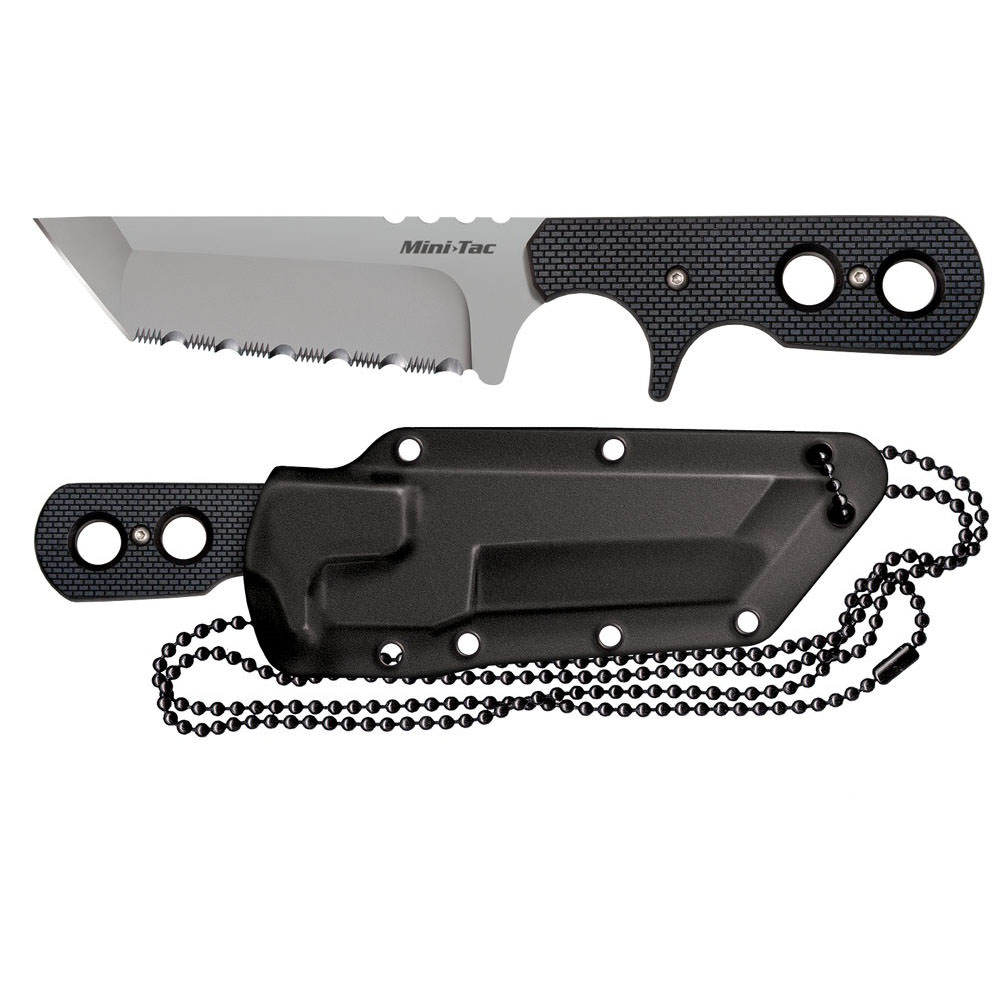 Cold Steel Mini Tac Tanto Serrated 6 3/4""