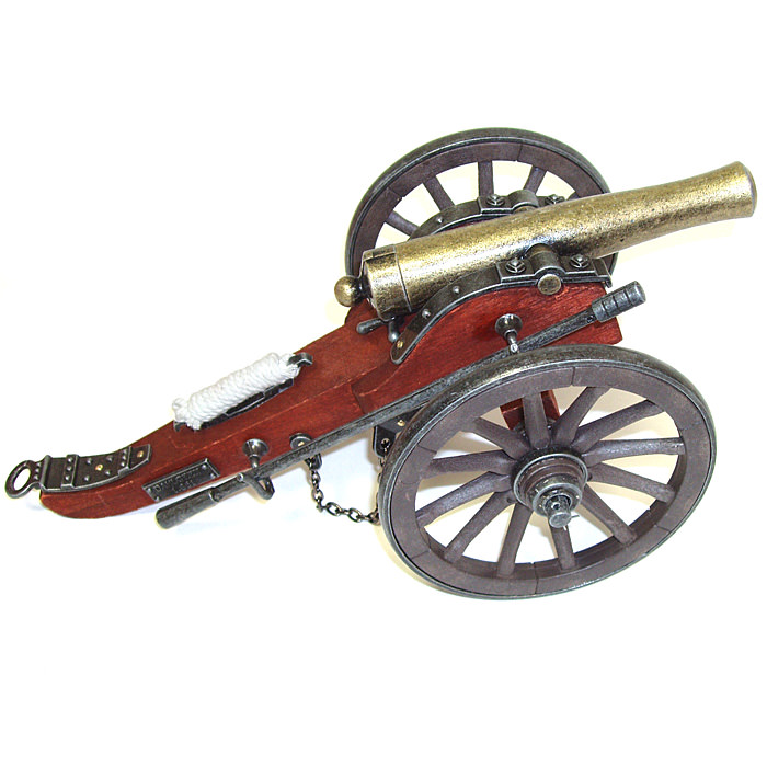 Collectible Miniature Civil War Cannon