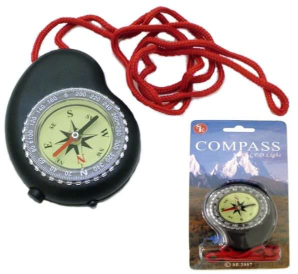 Compass / LED Light CDC47-8B