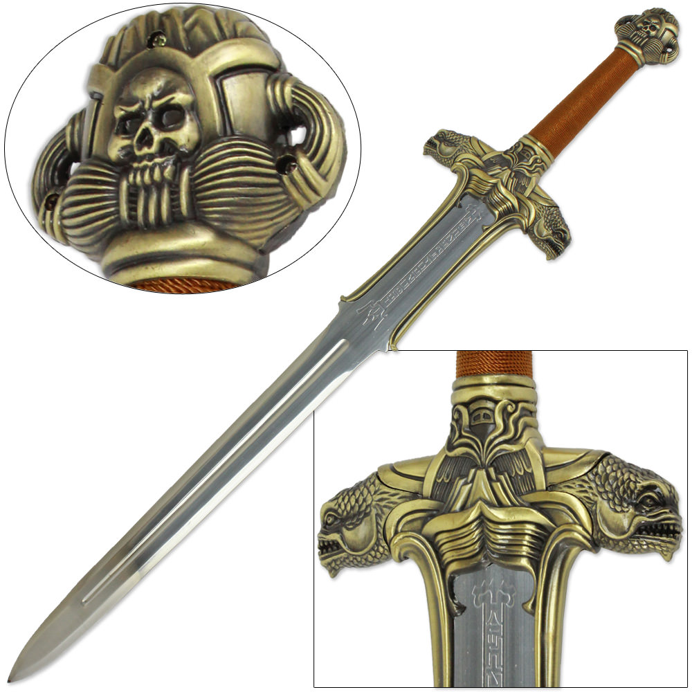 Conan The Barbarian Massive Atlantean Sword
