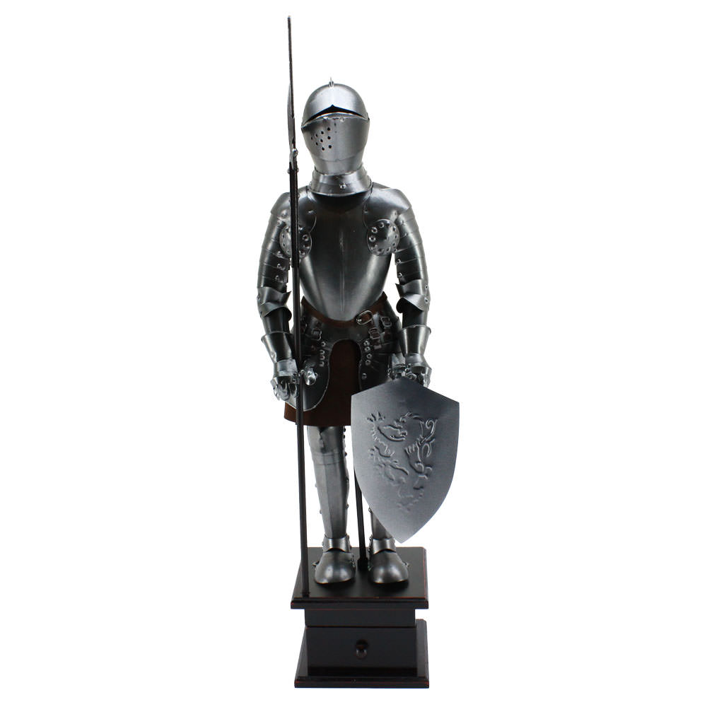 Crusader Knight Medieval Handmade Model - British