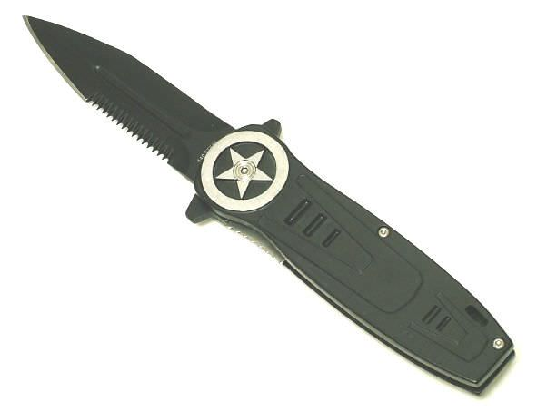 Dagger Style Folding Knife 67859