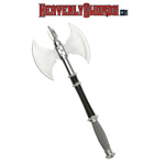 Double Headed Warrior Axe 21""