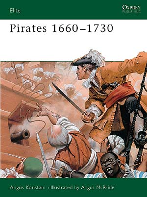 Pirates 1660-1730 paper back