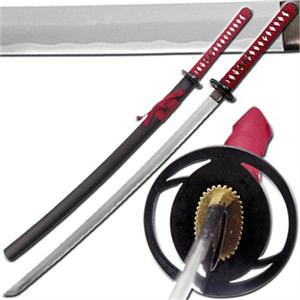 Sword of the Stranger Handmade Katana & bag 41""